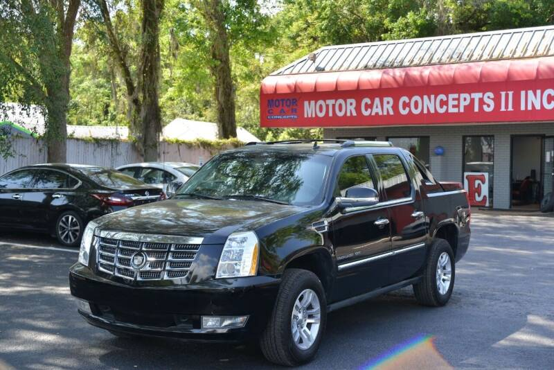 2012 Cadillac Escalade EXT for sale at Motor Car Concepts II - Apopka Location in Apopka FL