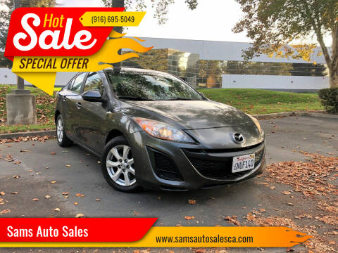 2010 Mazda MAZDA3 for sale at Sams Auto Sales in North Highlands CA
