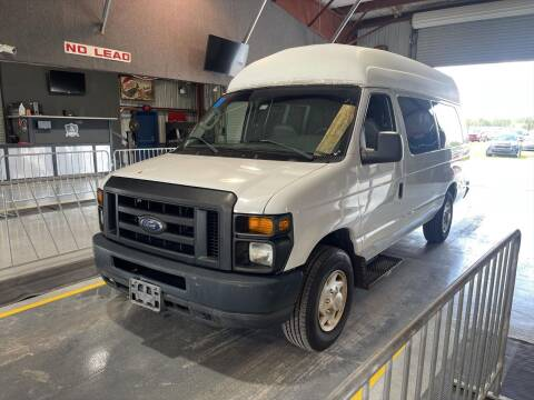 2008 Ford E-Series Cargo for sale at North American Fleet Sales in Largo FL