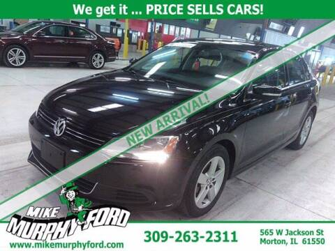 2013 Volkswagen Jetta for sale at Mike Murphy Ford in Morton IL