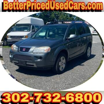 2008 Saturn Vue for sale at Better Priced Used Cars in Frankford DE
