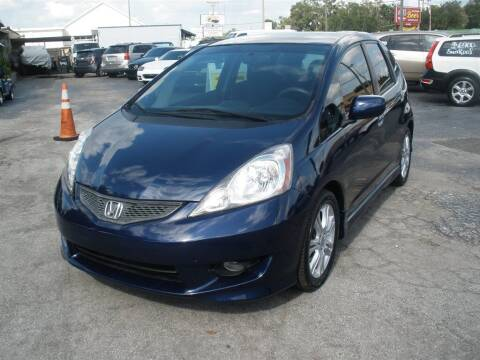 2011 Honda Fit for sale at Priceline Automotive in Tampa FL