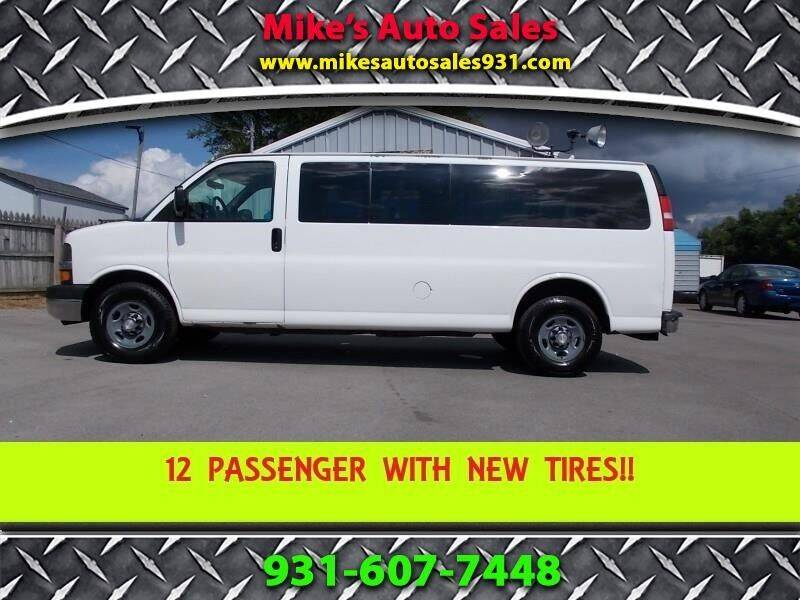 2012 Chevrolet Express Passenger for sale at Mike's Auto Sales in Shelbyville TN