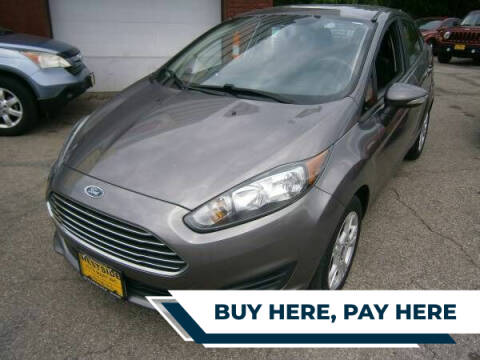 2014 Ford Fiesta for sale at WESTSIDE AUTOMART INC in Cleveland OH