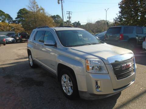 2013 GMC Terrain for sale at Premium Auto Brokers in Virginia Beach VA