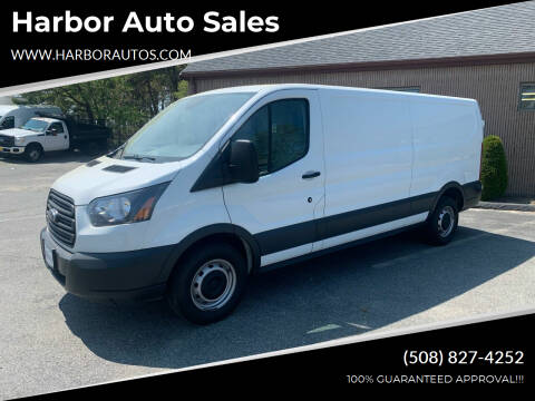 2017 Ford Transit Cargo for sale at Harbor Auto Sales in Hyannis MA