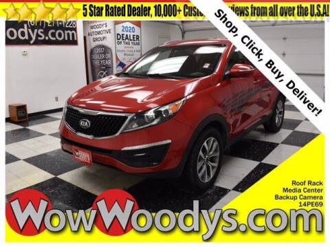 2014 Kia Sportage for sale at WOODY'S AUTOMOTIVE GROUP in Chillicothe MO