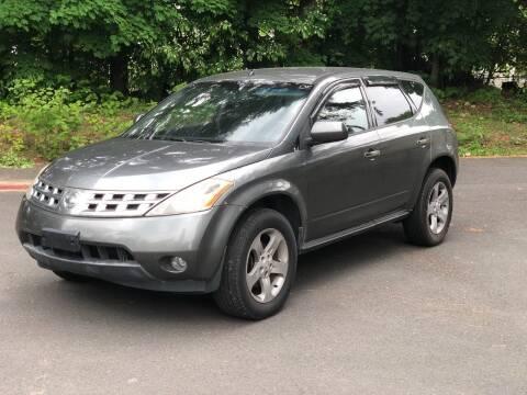 2005 Nissan Murano for sale at Kimp Enterprises LLC in Waterbury CT