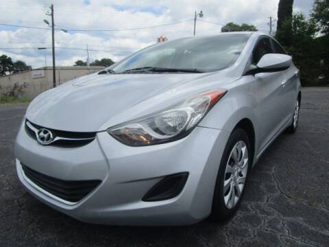2012 Hyundai Elantra for sale at Lewis Page Auto Brokers in Gainesville GA
