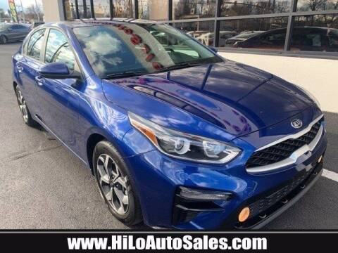 2020 Kia Forte for sale at Hi-Lo Auto Sales in Frederick MD