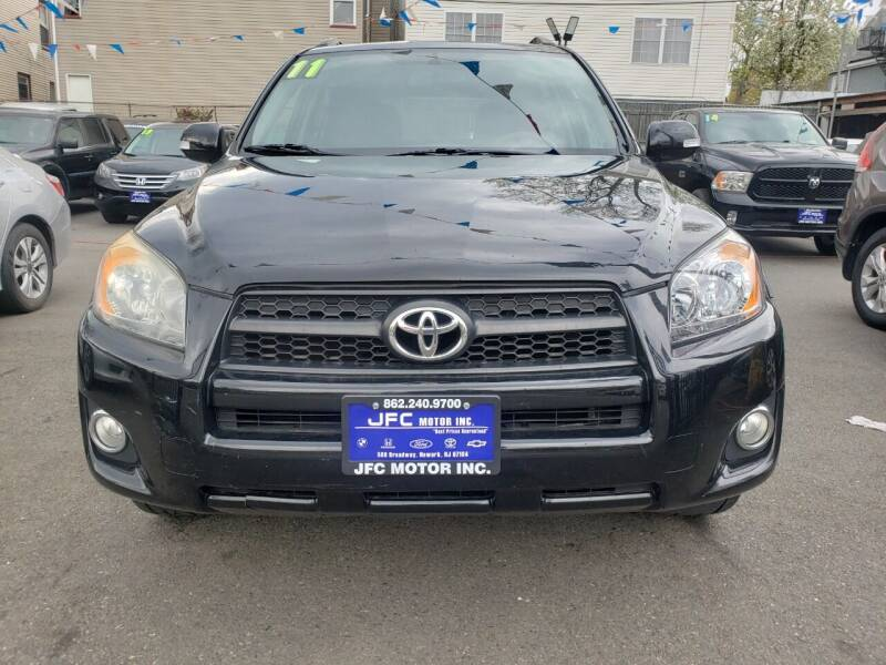 2011 Toyota RAV4 for sale at JFC Motors Inc. in Newark NJ