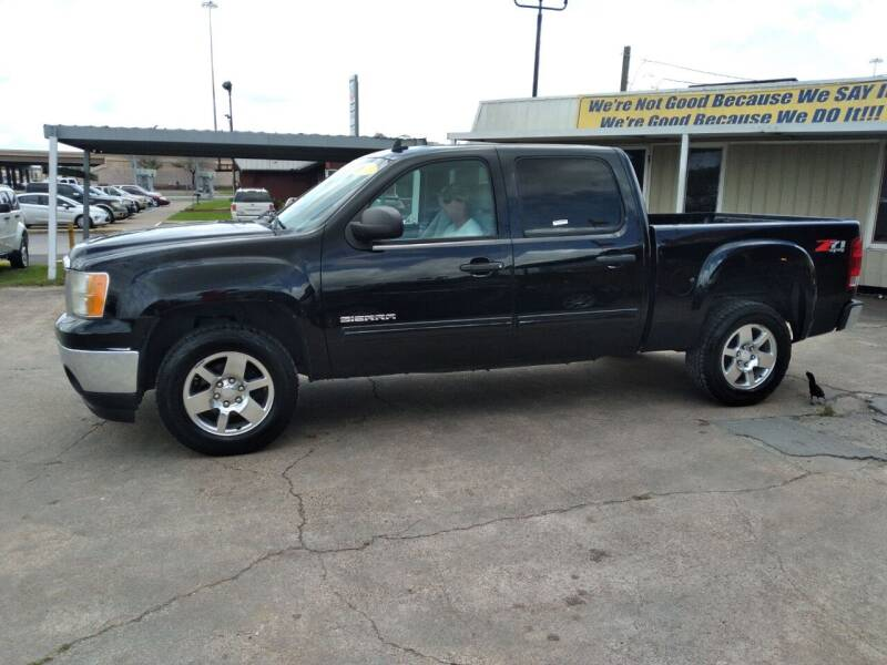 2011 GMC Sierra 1500 for sale at Taylor Trading Co in Beaumont TX