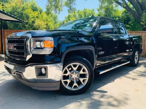2015 GMC Sierra 1500 for sale at DFW Auto Provider in Haltom City TX