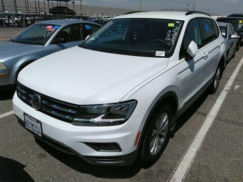 2019 Volkswagen Tiguan for sale at Florida Fine Cars - West Palm Beach in West Palm Beach FL