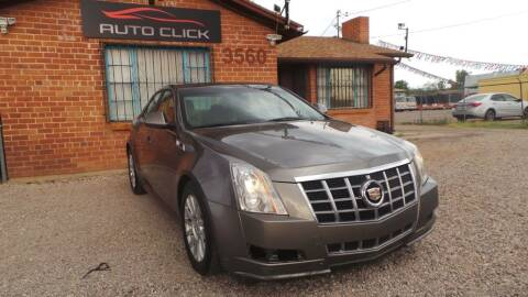 2012 Cadillac CTS for sale at Auto Click in Tucson AZ