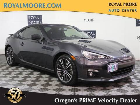 2014 Subaru BRZ for sale at Royal Moore Custom Finance in Hillsboro OR