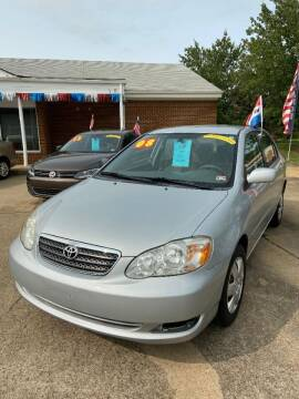 2008 Toyota Corolla for sale at Top Auto Sales in Petersburg VA