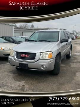2004 GMC Envoy for sale at Sapaugh Classic Joyride in Salem MO