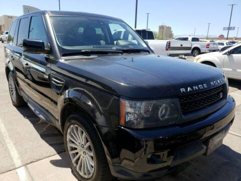 2010 Land Rover Range Rover Sport for sale at Boktor Motors in Las Vegas NV