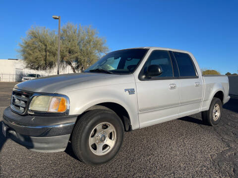 2003 Ford F-150 for sale at Tucson Auto Sales in Tucson AZ