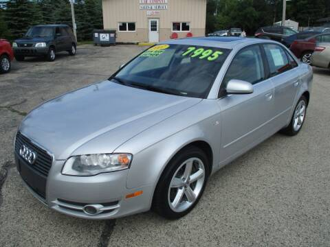 2007 Audi A4 for sale at Richfield Car Co in Hubertus WI