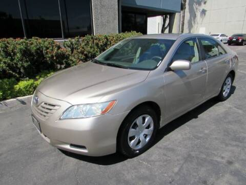 2007 Toyota Camry for sale at Pennington's Auto Sales Inc. in Orange CA