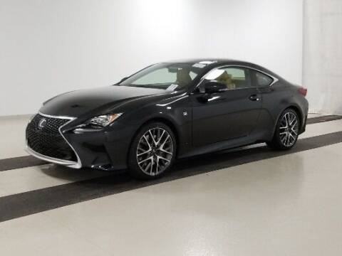 2017 Lexus RC 200t for sale at Florida Fine Cars - West Palm Beach in West Palm Beach FL