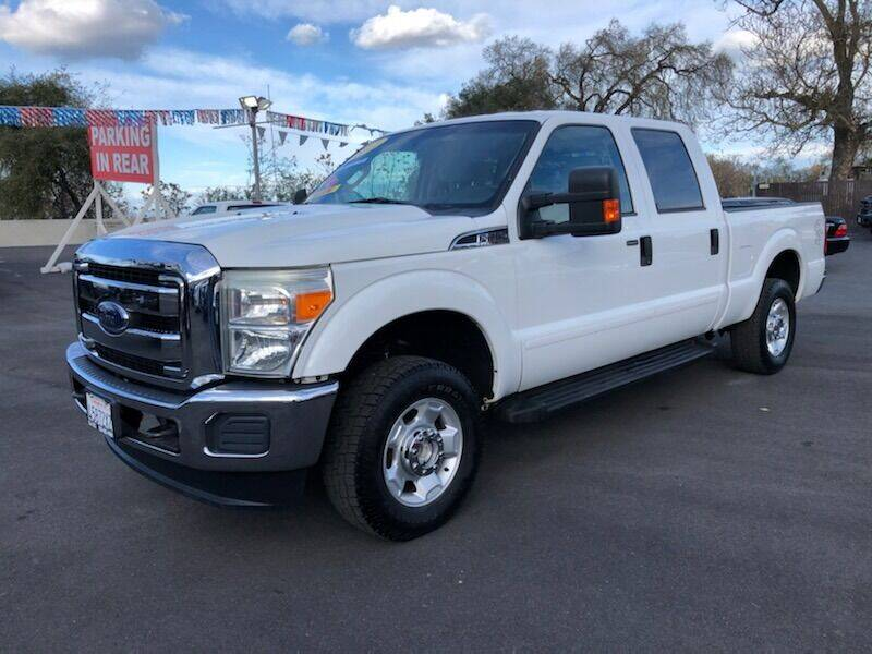 2011 Ford F-250 Super Duty for sale at C J Auto Sales in Riverbank CA