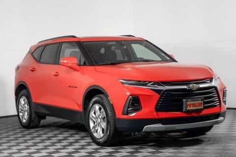 2019 Chevrolet Blazer for sale at Washington Auto Credit in Puyallup WA
