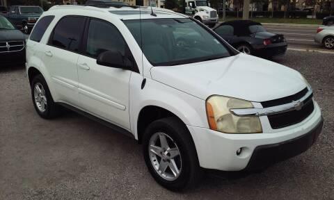 2005 Chevrolet Equinox for sale at Pinellas Auto Brokers in Saint Petersburg FL