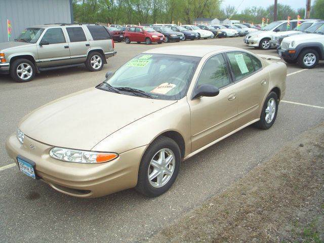 2003 Oldsmobile Alero for sale at Dales Auto Sales in Hutchinson MN