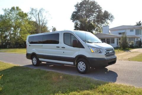 2018 Ford Transit Passenger for sale at Car Bazaar in Pensacola FL
