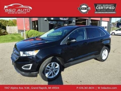 2017 Ford Edge for sale at B&D Auto Sales Inc in Grand Rapids MI