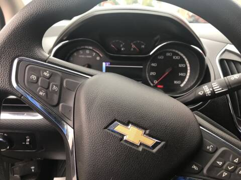 2018 Chevrolet Cruze for sale at Elite Auto Exchange in Dayton OH