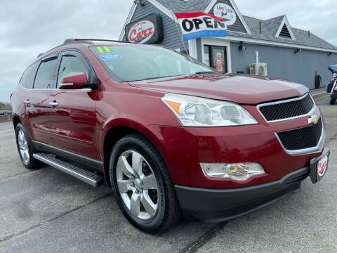 2011 Chevrolet Traverse for sale at Cape Cod Carz in Hyannis MA