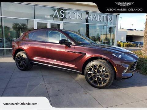 2021 Aston Martin DBX for sale at Orlando Infiniti in Orlando FL