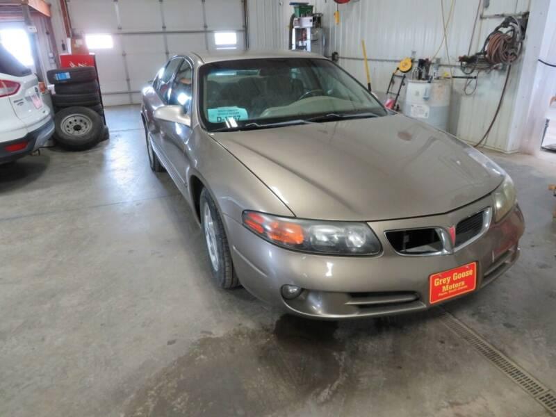 2003 Pontiac Bonneville for sale at Grey Goose Motors in Pierre SD