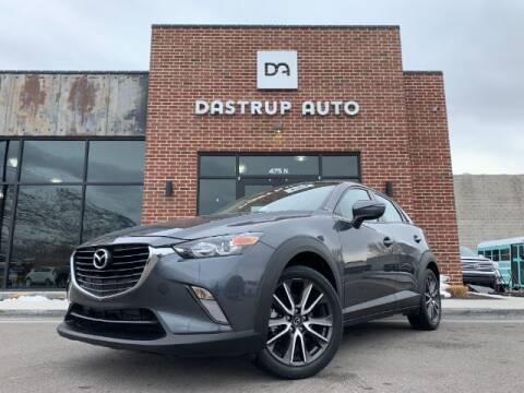 2017 Mazda CX-3 for sale at Dastrup Auto in Lindon UT
