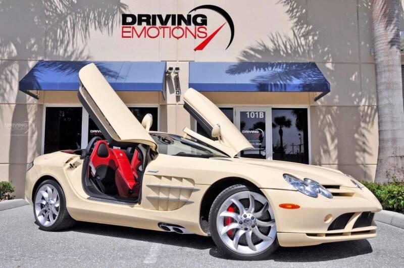 2009 Mercedes-Benz SLR for sale in Lake Park, FL