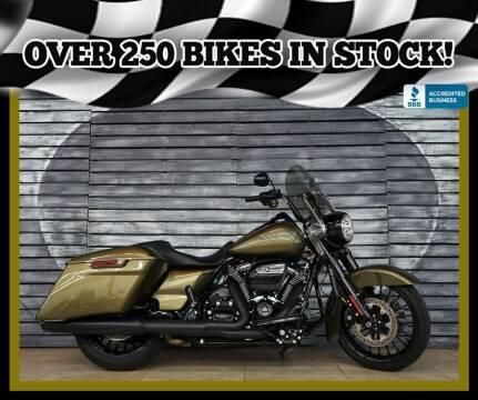 2018 Harley-Davidson Road King for sale at Motomaxcycles.com in Mesa AZ