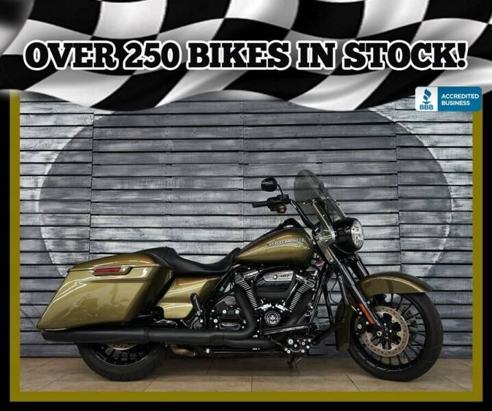 2018 Harley-Davidson Road King for sale at AZMotomania.com in Mesa AZ