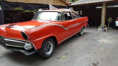 1955 Ford Crown Victoria for sale at Haggle Me Classics in Hobart IN