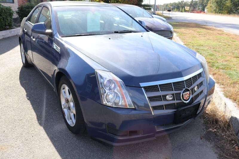 2009 Cadillac CTS for sale at Yaab Motor Sales in Plaistow NH