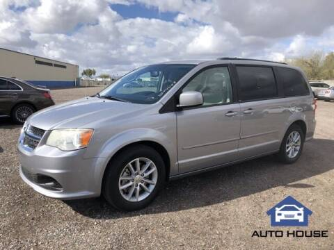 2013 Dodge Grand Caravan for sale at Auto House Phoenix in Peoria AZ