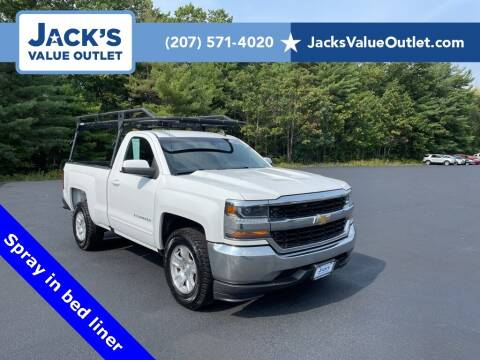 2016 Chevrolet Silverado 1500 for sale at Jack's Value Outlet in Saco ME