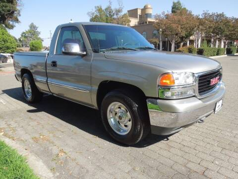 2002 GMC Sierra 1500 for sale at Family Truck and Auto.com in Oakdale CA