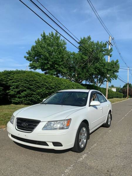 2010 Hyundai Sonata for sale at Jan Auto Sales LLC in Parsippany NJ