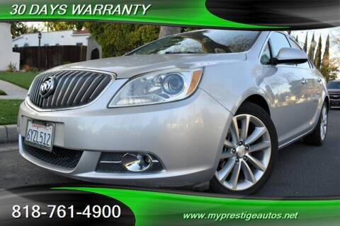 2013 Buick Verano for sale at Prestige Auto Sports Inc in North Hollywood CA