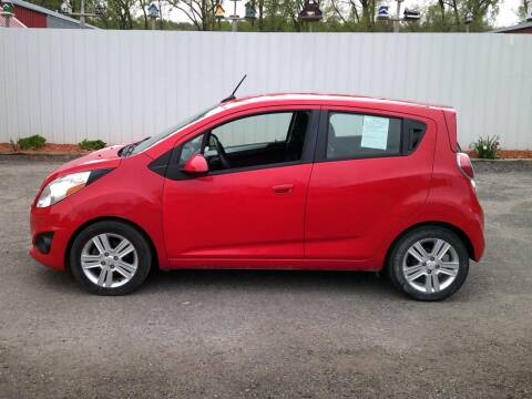 2014 Chevrolet Spark for sale at Chaddock Auto Sales in Rochester MN