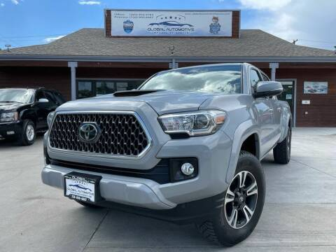 2018 Toyota Tacoma for sale at Global Automotive Imports in Denver CO